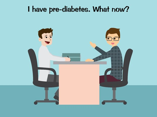 what to do if I have prediabetes