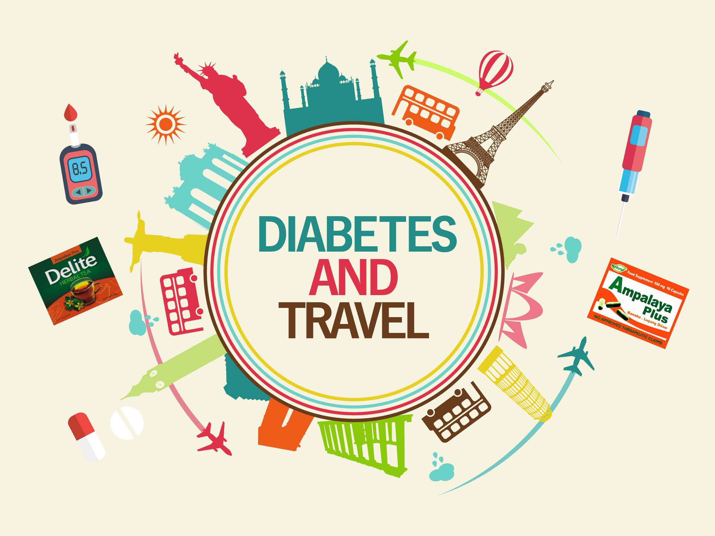 Watch Traveling Safely With Type 2 Diabetes video