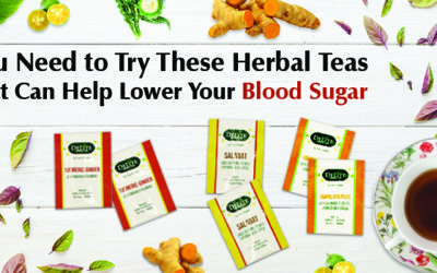 You Need to Try These Herbal Teas that Can Help Lower Your Blood Sugar
